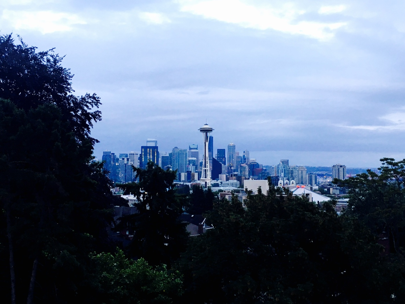 Sunless In Seattle 48 Hours In The Melting Pot Of Culture Rain