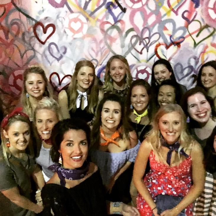 Austin Art Hearts
