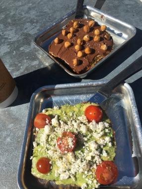 Austin Irenes food