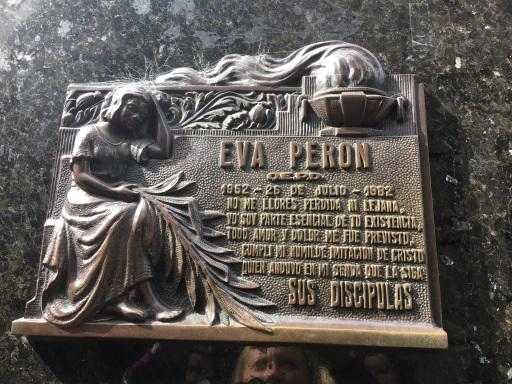BA Eva Peron