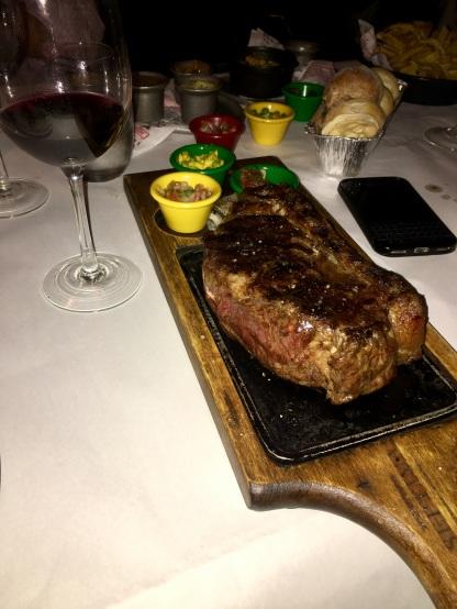 BA Steak