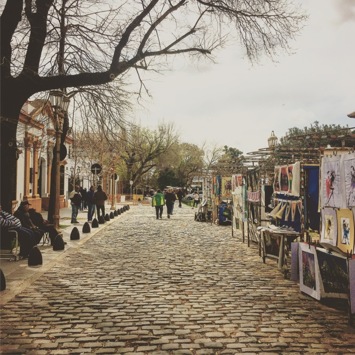 BA Street Market