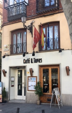 Madrid Cafe y Tapas