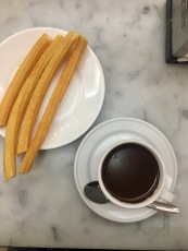 Madrid Churros