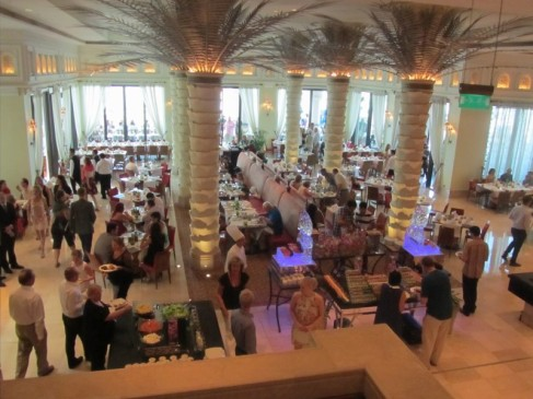 Dubai Al Qasr brunch
