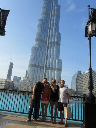 Dubai - crew burg