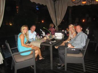 Dubai Dinner