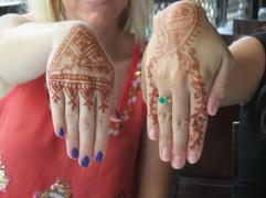 Dubai Henna