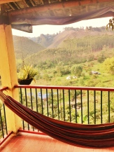 Salento Coffee Plantation Hammock