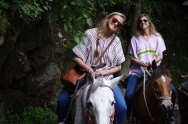 Salento Horses Ashley and Lindsy