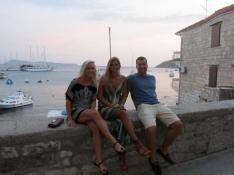 Croatia Komiza Laura Todd Ash