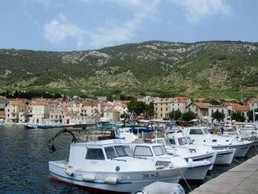 Croatia Vis Town