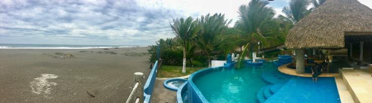 Guate beach house