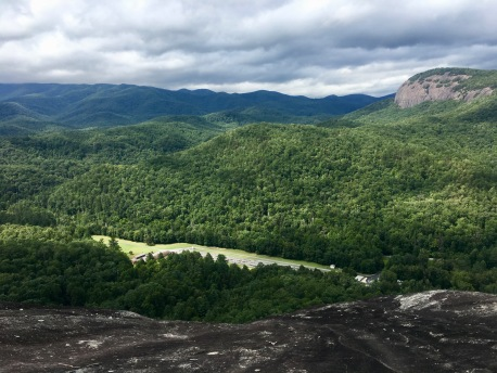 Asheville Johns Rock Peak