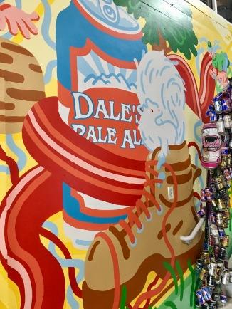 Asheville Oskar Blues Dales Pale Ale